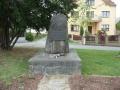 Památník osvobození Stěbořice